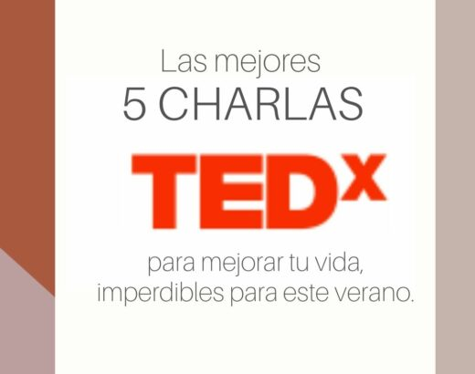 mejores charlas TED